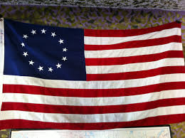 Colonial Flag The Living Classroom U201ceducation Is Not A Preparation For Life