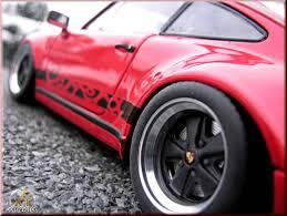 porsche 911 fuchs replica wheels porsche 911 rs 3 0 wheels fuchs 1974 autoart diecast