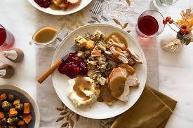 thanksgiving dinner seattleite