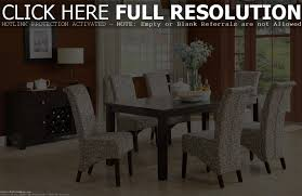 dining room fabric dining room chairs in trendy dining room