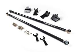 recoil traction bars for toyota tundra by bds suspension