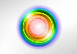 imagenes abstractas con circulos círculo abstracto ilustración del vector ilustración de blur 33109436