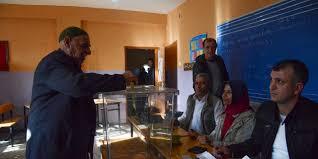 ouverture des bureaux de vote ouverture des bureaux de vote pour le référendum