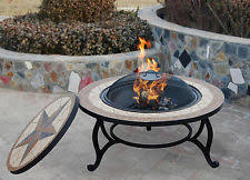 Table Firepit Pit Tables Ebay