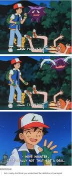 Misty Meme - wild misty is paralyzed it can t move pokémemes pokémon