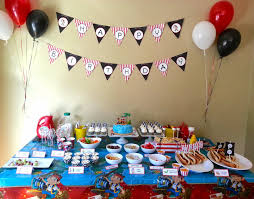 pirate birthday party much kneaded jake and the neverland birthday party part 1