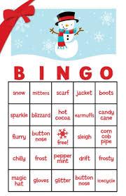 6 best images of snowman bingo printable free printable