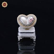 aliexpress buy wr favor white shaped jewelry box