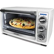 Black And Decker Toaster Oven Black U0026 Decker Convection Oven White Walmart Com