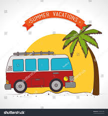 travel theme summer camping travel theme design vector stock vector 329331998