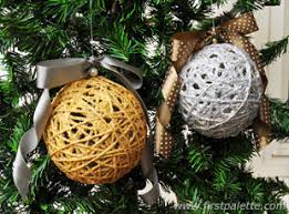 yarn or string ornament craft crafts