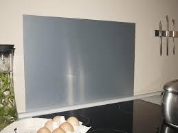 spritzschutz für küche spritzschutz für küche herd aluminium gebürstet 60x40 cm