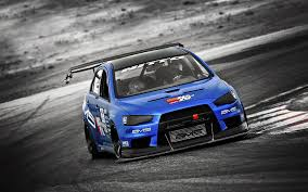 blue mitsubishi lancer mitsubishi lancer evolution x wallpapers wallpaper cave