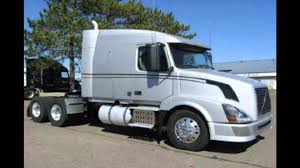 volvo heavy duty truck dealers volvo vnl630 semi truck for sale silver bullet youtube
