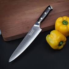 chef s kitchen knife japanese vg10 steel core blade