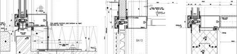 Schuco Curtain Wall Systems Shop Drawing Request