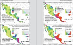 Map Of Central America And Caribbean by Potential Impacts Of Climate Change On Biodiversity Servir