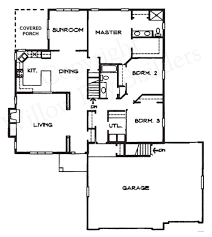 split house plans small side split house plans entry with basement back ontario