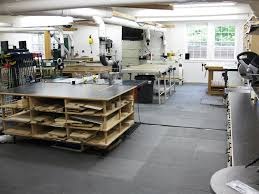 How Big Is 900 Square Feet Sean U0027s Well Equipped Workshop The Wood Whisperer