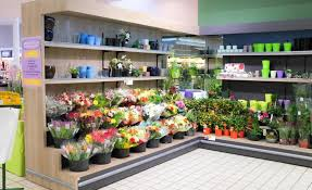 flower store flower section fittings someva agencement de magasin et