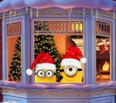 Minion Christmas Window Decorations by Searching Minions Christmas Wallpapers Ordered By By Relevance