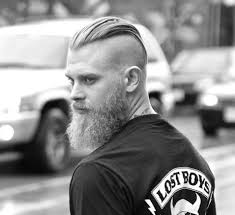 what is a viking haircut epic slicked back undershave hairstyle new trend undercut