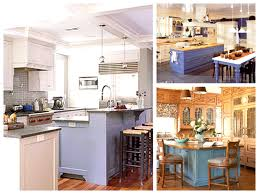 fascinating two color kitchen cabinets design pictures ideas