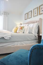suburbs mama master bedroom makeover valspar cool elegance