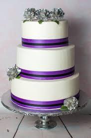purple black wedding cake dress images