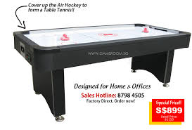 best air hockey table for home use gameroom singapore all your leisure product and game store
