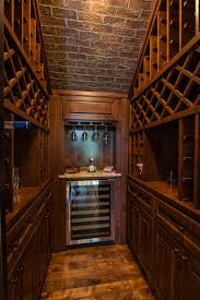 how to build a wine cellar kitchen contemporary with appliance
