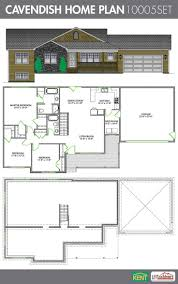 Open Living Space Floor Plans by 27 Best Bungalow Home Plans Images On Pinterest Home Builder