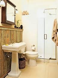 rustic recycled bathroom paneling bath ideas juxtapost