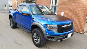 Ford Raptor Super Truck - opti coat pro plus ford raptor super glossy craft detailing