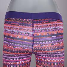 light purple leggings women s nike pro warm 8 bit tights light crimson black court purple white