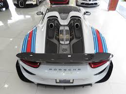 porsche 918 exterior factory fresh porsche 918 weissach is waiting for you in a florida