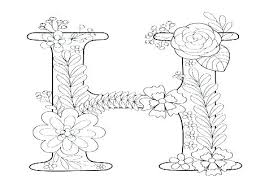 coloring pages with letter h abc coloring pages for toddlers letter c coloring page c coloring