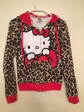 juniors kitty sweats u0026 hoodies women ebay