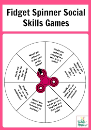 Skills And Techniques Used In Counselling Fidget Spinner Social Skills Social Skills Social