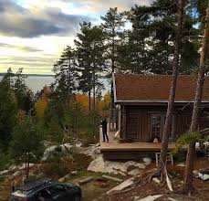 Henderson Auctions Katrina Cottages by Pinesandcones Rental Cabin In Selaön Sweden Available On