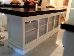 build a kitchen island jocelyn s mountfield dollhouse semi scratch build kitchen island