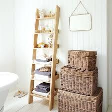 Best 25 Ladder Shelves Ideas by Wooden Ladder Bookcase Best 25 Bathroom Ladder Shelf Ideas On