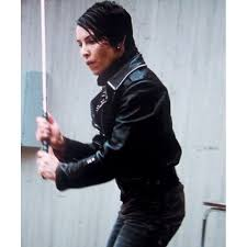 Lisbeth Salander From The With Lisbeth Salander Jacket With The Leather Jacket
