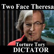 Two Face Meme - general election to topple two face theresa may s dictatorship