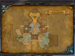 World Of Warcraft Map Map Coords Compasses World Of Warcraft Addons