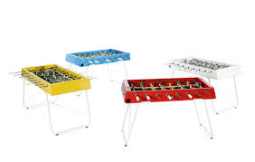 3 in one foosball table rs3 foosball table by rafael rodriguez design milk