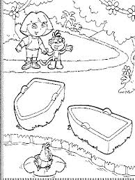 14 dora coloring pages images coloring pages