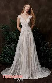 bridal collection chic nostalgia 2018 bridal collection 28 the fashionbrides