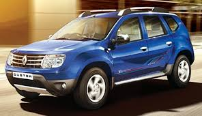 the renault duster anniversary edition gets a new paint job