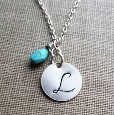 personalized monogram necklace personalized necklace monogram jewelry s necklace silver